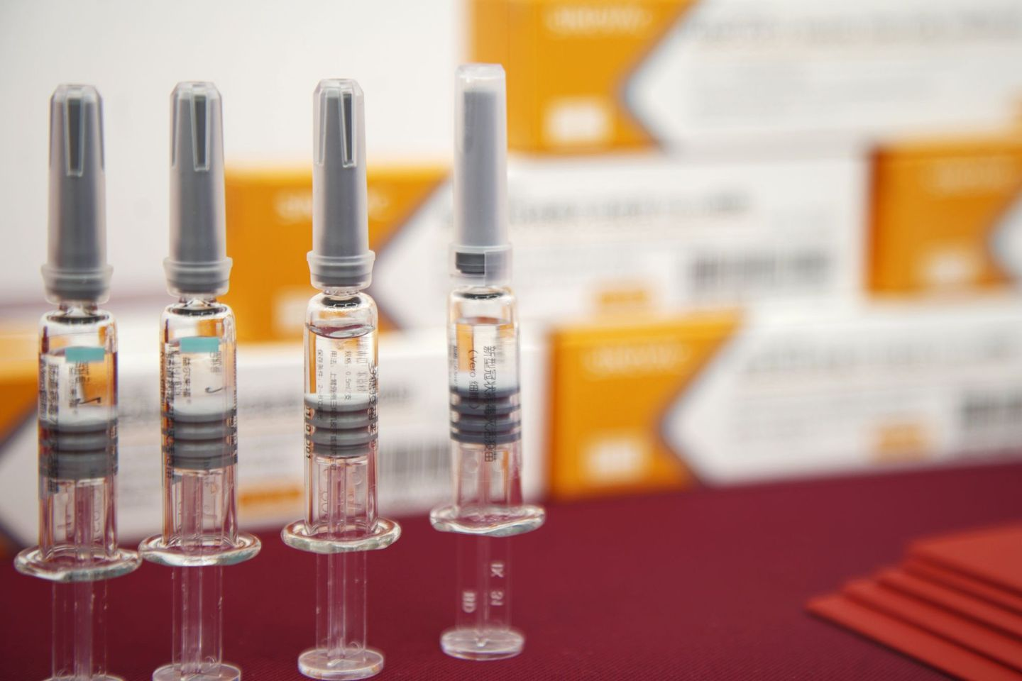 The U.S. gears up to Work Double Time to get People Vaccinated