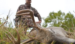 Hunters take down Whitetails, Ohio Wildlife Division looks to Cull More