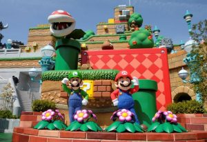 Super Mario Bursts Into the Real World in Universal Park Launch