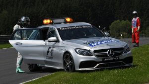Formula One World Championship's Safety and Medical Cars Changed