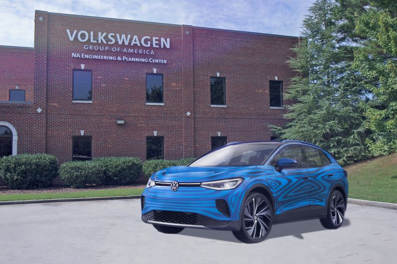 Volkswagen Reveals About Future Battery Plans