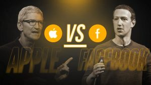Apple vs. Facebook Battle over Privacy lost by Facebook, It Admits