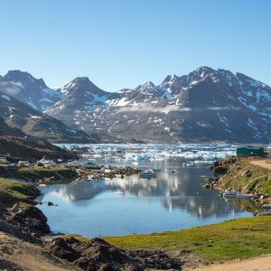 New Discoveries From the Fossil beneath Greenland Ice