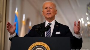 President Biden Urges All Eligible Americans to get Vaccinated Soon