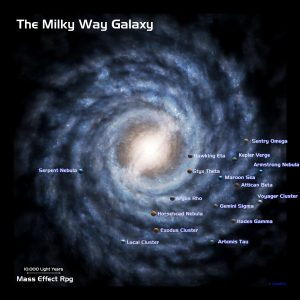 New Milky Map Revelation Would Drive a Wave of Stars in our Galaxy'