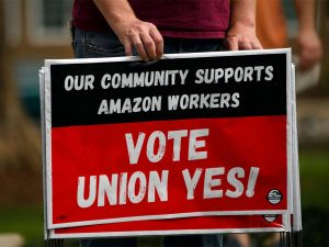 Amazon's Union Vote: What the Forthcoming Election Means for Amazon?