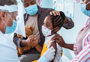 Coronavirus Vaccine For Adults can Protect Children