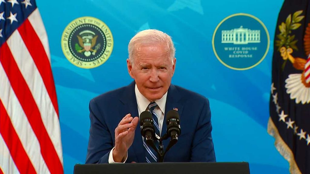 Biden Reverts Back on Issuing New CDC Guidelines Later This Week