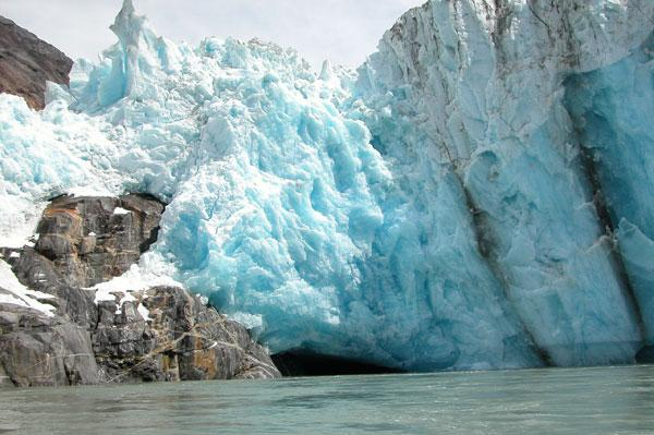 Melting of Glaciers Are Happening Faster