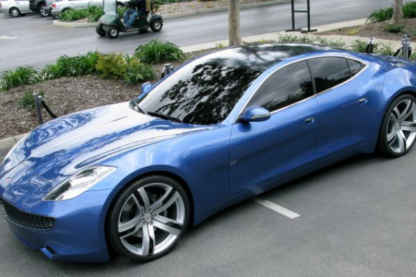 American Electric Vehicle Automaker Fisker Inc Announces Q1 Earnings