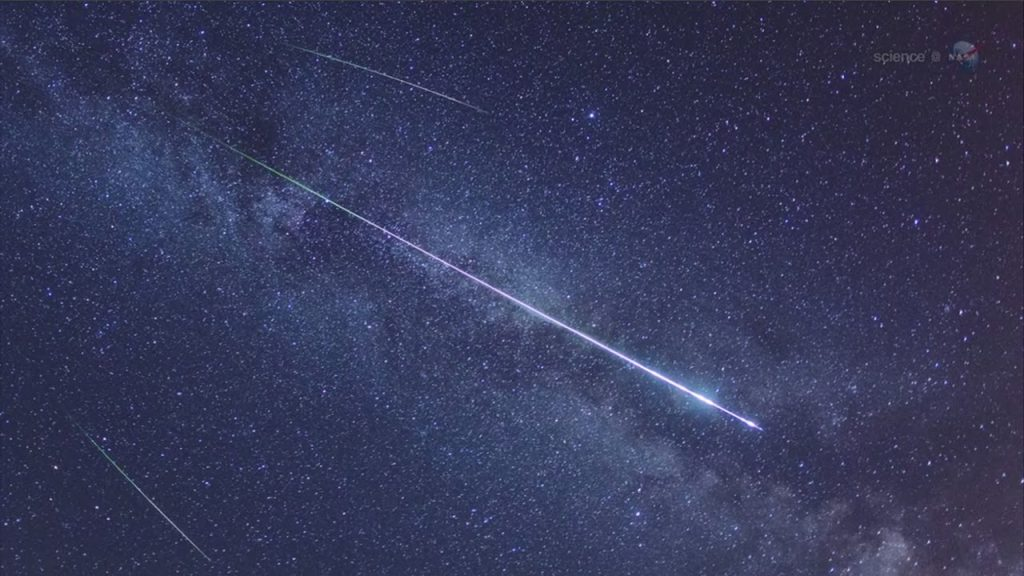Meteor Showers Comes With A Breathtaking Surprise this Week