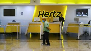 American Car Rental Hertz Global Holdings Inc Shares Increased