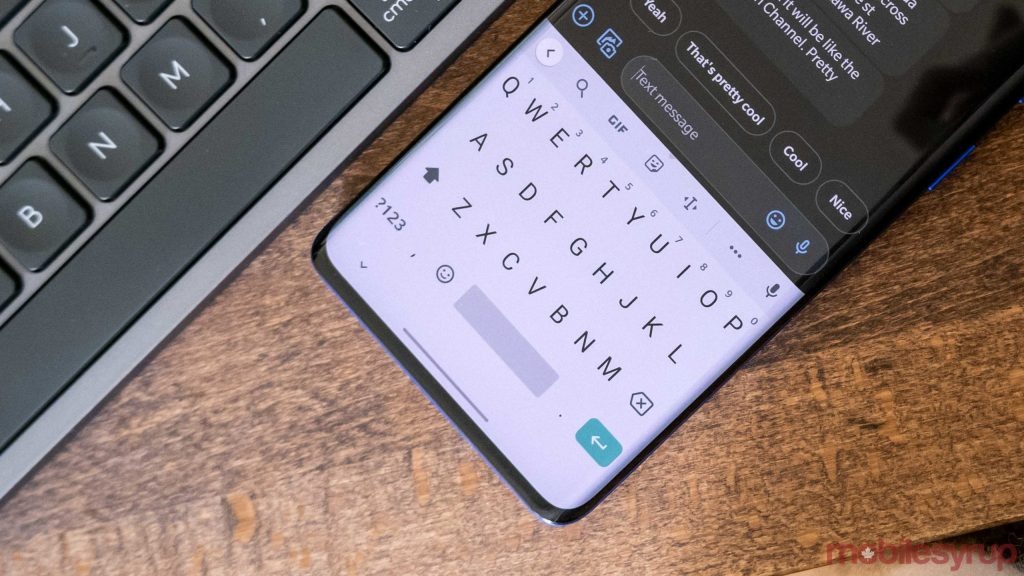 Gboard is out with new designs and features