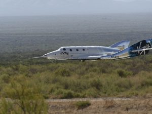 Federal Aviation Administration Grounds the Virgin Galactic SpaceShip