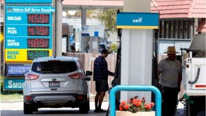 Gas Prices Continue to Surge in the US
