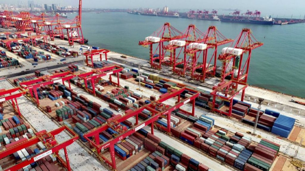 China Export is Up 28% in September
