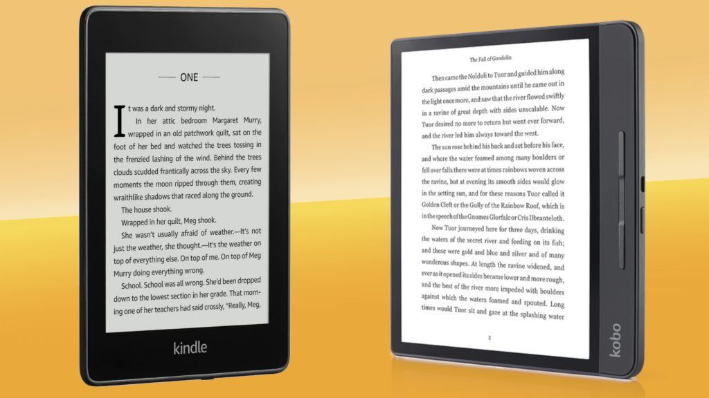 Kobo Launches Two New E- Readers